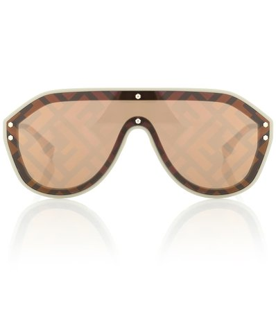 Fendi Fabulous Aviator Sunglasses - Fendi | mytheresa