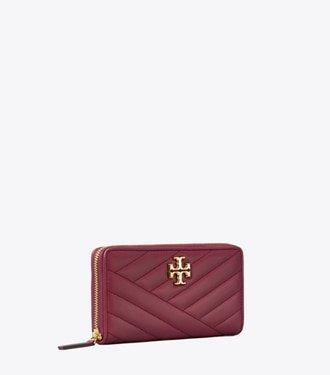 Robinson Zip Continental Wallet: Women's Handbags | Tory Burch