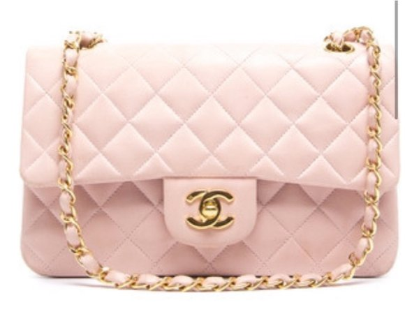 Pink Chanel Purse