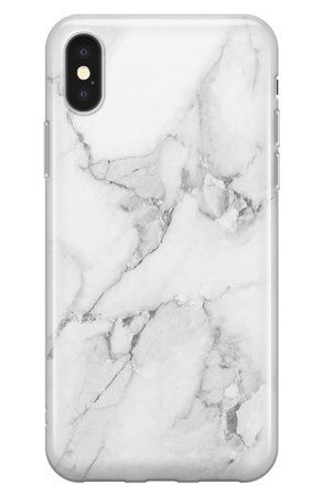 Recover White Marble iPhone X/Xs/Xs Max & XR Case