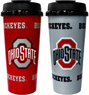 ohio state coffee thermos - Google Search