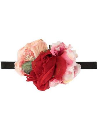 Dolce & Gabbana Floral Bow Tie - Farfetch