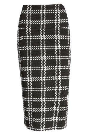 Plaid Pencil Skirt | Nordstrom