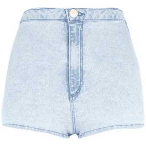 Denim Wash Jean Shorts