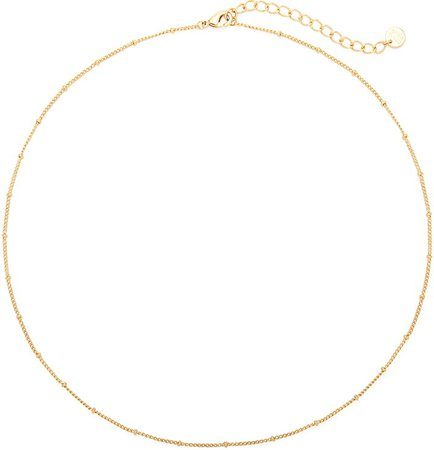 Brook And York Madeline Beaded Chain Necklace