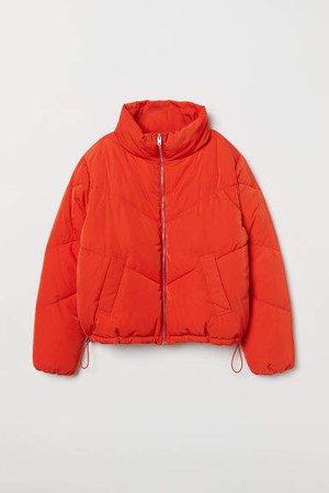 Padded Jacket - Orange