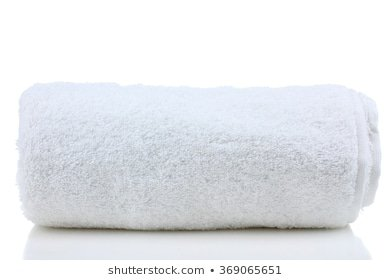 rolled up towel - Google Search