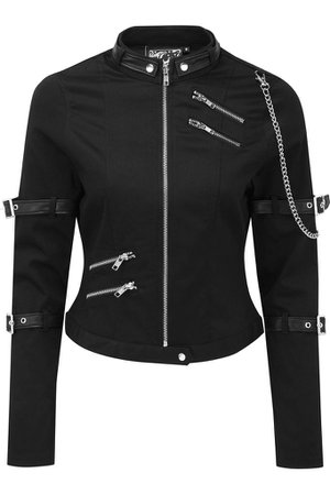 Roz Zip Jacket   KILLSTAR - UK Store