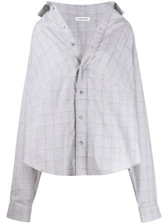 Balenciaga Swing Masculin Shirt | Farfetch.com