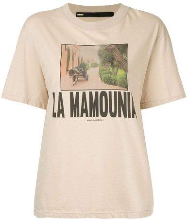 Muller Of Yoshiokubo La Mamounia T-shirt
