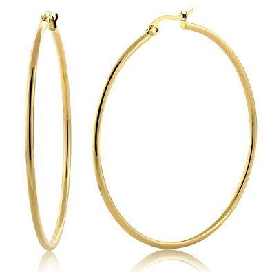 Gold earring (summer)
