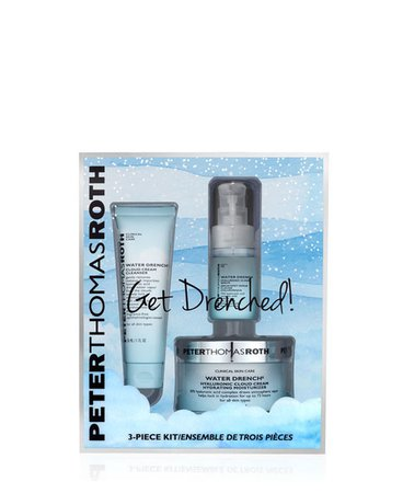 Get Drenched Kit   Skin Care Gifts   Peter Thomas Roth