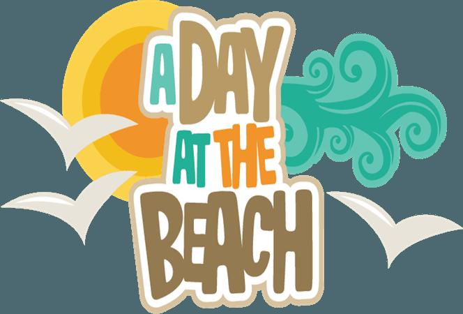beach day logo - Google Search