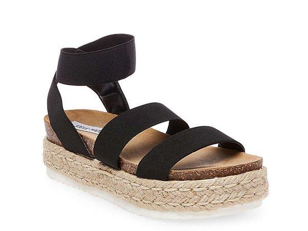 Steve Madden Kimmie Espadrille Wedge Sandal Women's Shoes   DSW