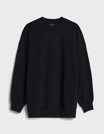 Oversize sweatshirt - New - Woman | Bershka