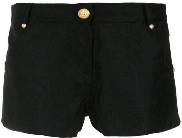 Andrea Bogosian jacquard shorts