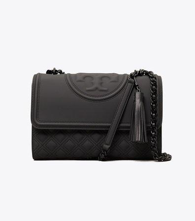 Fleming Matte Convertible Shoulder Bag: Women's Handbags   Tory Burch