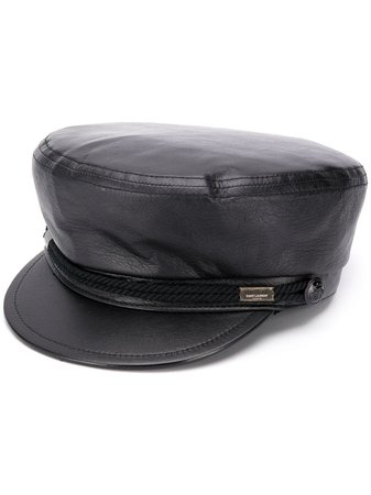 Saint Laurent Sailor Cap | Farfetch.com