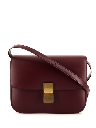 Céline Pre-Owned pre-owned Classic Box Shoulder Bag - Farfetch