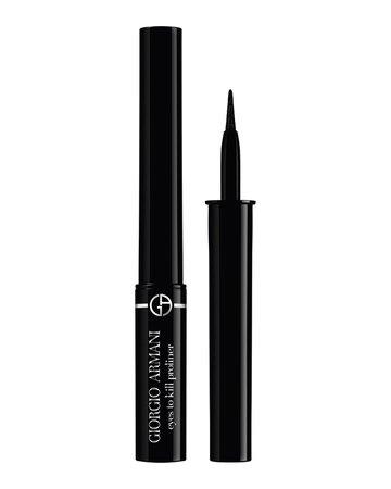 Giorgio Armani Life is a Cruise Eyes To Kill Proliner Eyeliner, Obsidian Black