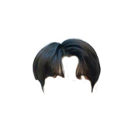Short hair black masc