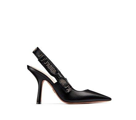 Dior Leather Jadior Heels