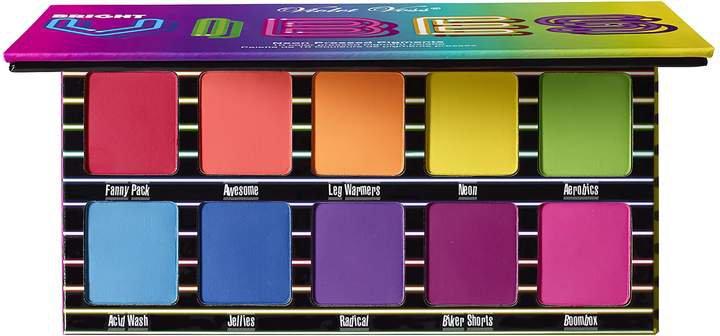 Violet Voss - Bright Vibes Neon Pressed Pigment Palette