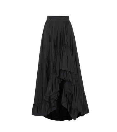 Max Mara - Abadan taffeta maxi skirt | Mytheresa