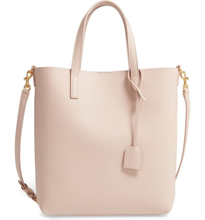 Saint Laurent Toy North/South Leather Tote | Nordstrom