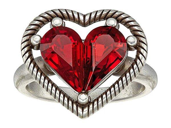Brighton One Love Petite Heart Ring