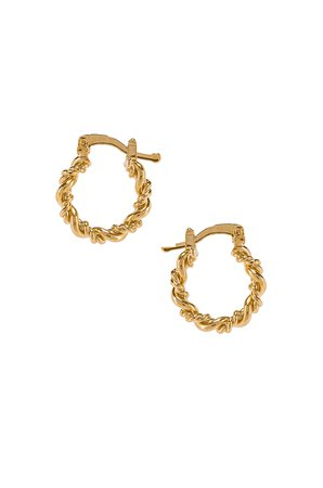 Mini Capri Hoops