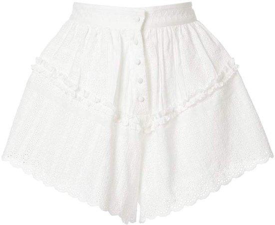 Sir. Celié ruffle shorts