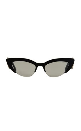 Poppy Lissiman Solstice Cat-Eye Sunglasses
