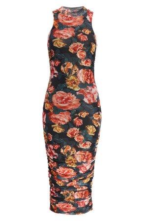 SNDYS High Tide Floral Sheath Dress | Nordstrom