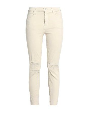 J Brand Denim Pants - Women J Brand Denim Pants online on YOOX United States - 42725051UM