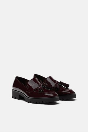 TASSELED MOCCASINS - View all-WOMAN-SHOES | ZARA United States