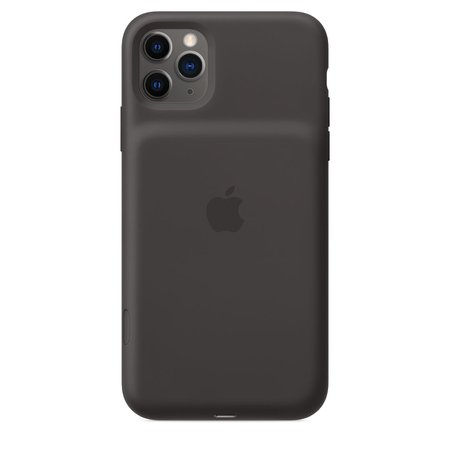 iPhone 11 Pro Max Smart Battery Case - Black