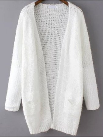 white cardigan - Google Search