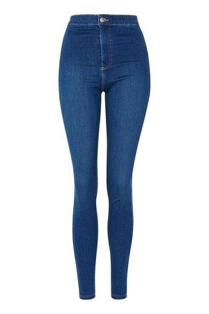Mid Blue Joni Jeans - Denim Shorts - Jeans - Topshop
