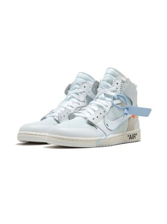 Shop Nike X Off-White Air Jordan NRG sneakers with Express Delivery - FARFETCH