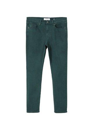 Violeta BY MANGO Slim-fit Julia jeans