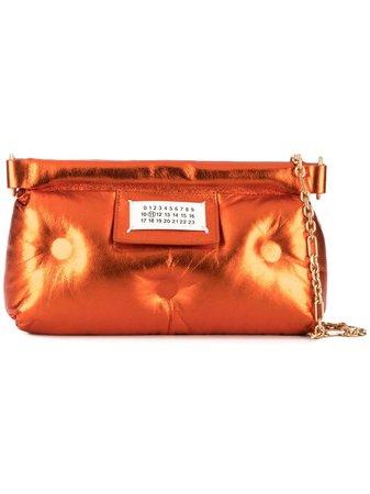 Maison Margiela Red Carpet Metallic Bag - Farfetch