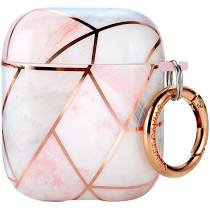 pink marble airpod case - Google Search