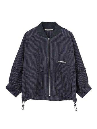 D'zzit Blue Jacket