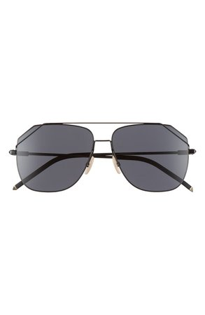 Fendi 54mm Aviator Sunglasses | Nordstrom
