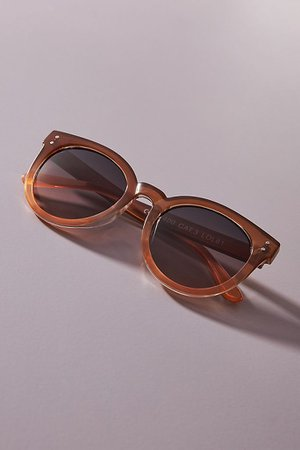 Monday Round Sunglasses | Anthropologie