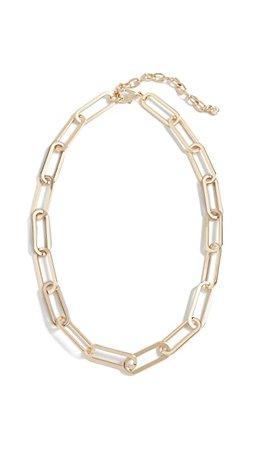 BaubleBar Hera Link Necklace | SHOPBOP