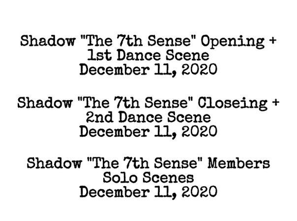 "Shadow ""The 7th Sense"" MV"