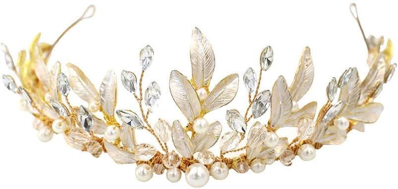 greek goddess crown