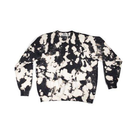 Black + White Sweatshirt — MAX ROUX